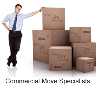 Commercial Removers Edinburgh