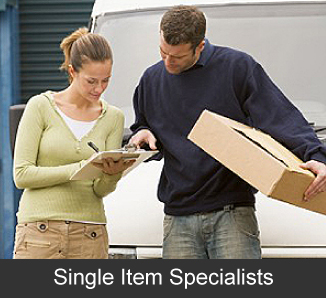 Single Items/Small Move Specialists