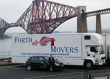 Removal Companies Edinburgh